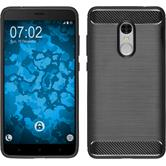 Silicone Case Redmi Note 4 (2016) Ultimate black