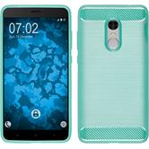 Silicone Case Redmi Note 4 (2016) Ultimate turquoise