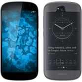 Silicone Case for Yota Yotaphone 2 transparent Crystal Clear