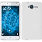 Silicone Case for ZTE Blade L3 S-Style white
