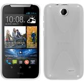 Silicone Case for HTC Desire 310 X-Style transparent