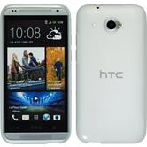Silicone Case for HTC Desire 601 X-Style transparent