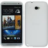 Silicone Case for HTC Desire 601 X-Style white