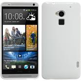 Silicone Case for HTC One Max matt white