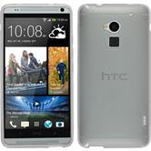 Silicone Case for HTC One Max X-Style gray