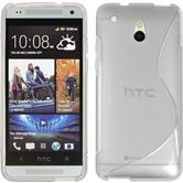 Silicone Case for HTC One Mini S-Style gray