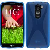 Silicone Case for LG G2 mini X-Style blue