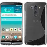 Silicone Case for LG G3 S-Style gray