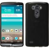 Silicone Case for LG G3 transparent black