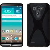 Silicone Case for LG G3 X-Style black
