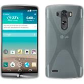 Silicone Case for LG G3 X-Style transparent