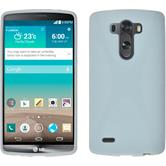 Silicone Case for LG G3 X-Style white