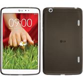Silicone Case for LG G Pad 8.3 transparent black