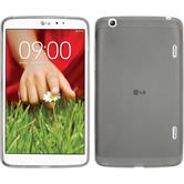 Silicone Case for LG G Pad 8.3 X-Style gray