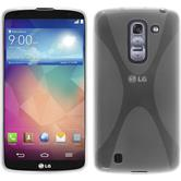 Silicone Case for LG G Pro 2 X-Style transparent