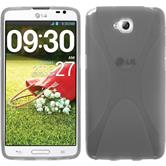 Silicone Case for LG G Pro Lite X-Style gray