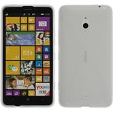 Silicone Case for Nokia Lumia 1320 X-Style transparent