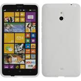Silicone Case for Nokia Lumia 1320 X-Style white