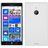 Silicone Case for Nokia Lumia 1520 S-Style white