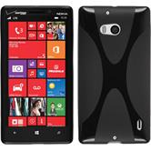 Silicone Case for Nokia Lumia 930 X-Style black
