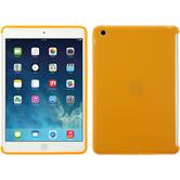 Silicone Case for Apple iPad Mini 3 2 1 matt orange