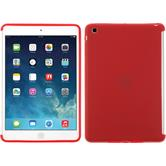 Silikon Hülle iPad Mini 3 2 1 matt rot