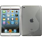 Silicone Case for Apple iPad Mini 3 2 1 S-Style gray