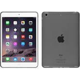 Silikonhülle für Apple iPad Mini 3 2 1 X-Style grau