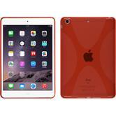 Silikon Hülle iPad Mini 3 2 1 X-Style rot