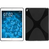 Silikon Hülle iPad Pro 9.7 X-Style schwarz