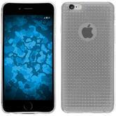 Silikon Hülle iPhone 5 / 5s / SE Iced clear + 2 Schutzfolien