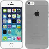 Silikonhülle für Apple iPhone 5 / 5s / SE Slimcase clear