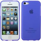 Silicone Case for Apple iPhone 5c matt purple