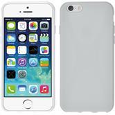Silikon Hülle iPhone 6s / 6 X-Style weiß