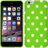 Silicone Case for Apple iPhone 6 Plus Polkadot Design:05