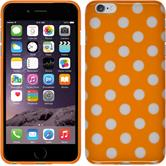 Silicone Case for Apple iPhone 6 Plus Polkadot Design:10