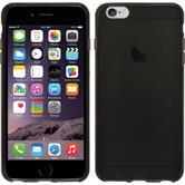 Silikon Hülle iPhone 6 Plus / 6s Plus  schwarz