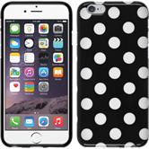 Silicone Case for Apple iPhone 6 Polkadot Design:01