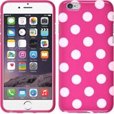 Silicone Case for Apple iPhone 6 Polkadot Design:03