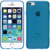 Silikon Hülle iPhone 6s / 6 Slimcase blau