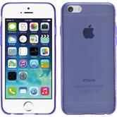 Silikonhülle für Apple iPhone 6s / 6 Slimcase lila
