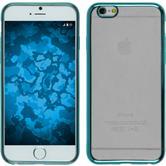 Silikon Hülle iPhone 6s / 6 Slim Fit blau