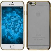 Silikonhülle für Apple iPhone 6s / 6 Slim Fit gold