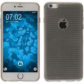 Silikon Hülle iPhone 6 Plus / 6s Plus Iced grau