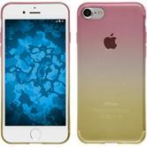 Silikon Hülle iPhone 8 Ombrè Design:01