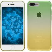 Silikon Hülle iPhone 8 Plus Ombrè Design:03