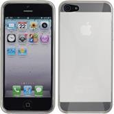 Silikonhülle für Apple iPhone SE X-Style clear