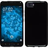 Silikon Hülle Zenfone 4 Max ZC554KL  schwarz Case