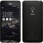 Silikon Hülle Zenfone 5 Slimcase grau