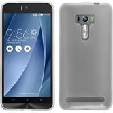 Silikon Hülle Zenfone Selfie transparent weiß